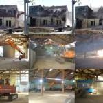 Joe White Maltings demolition project Ballarat