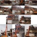 Penney and Lang Abbatoir demolition Ballarat